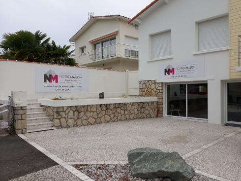 Nouvelle agence NOTRE MAISON a VAUX sur mer - Royan Pontaillac