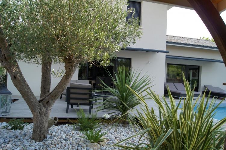 jardin maison exception