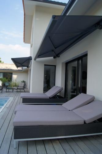terrasse maison exception