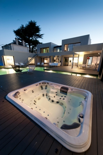 jaccuzi maison exception