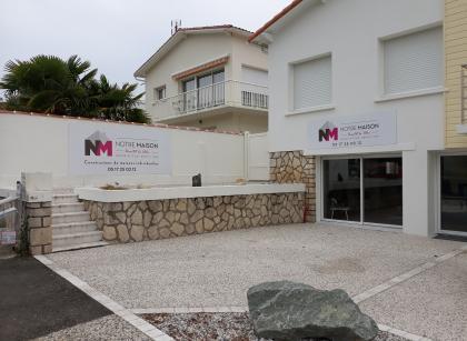 Nouvelle agence NOTRE MAISON à VAUX-SUR-MER - ROYAN Pontaillac